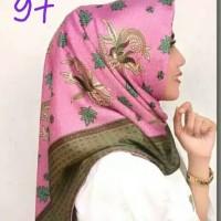 Jilbab batik kode 97