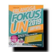Buku Fokus UN SMP/MTs 2019 ERLANGGA Plus CD