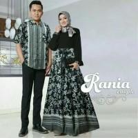 gamis couple batik