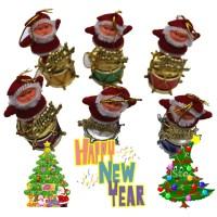 Natal / Santa Claus Untuk / Dekorasi Pohon Natal AAA
