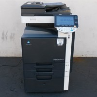 Printer laser Full Color Warna A3+ bizhub konica minolta c220