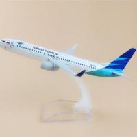 Diecast Die Cast Miniatur Pesawat Maskapai Garuda Indonesia Airlines