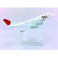 Diecast Die Cast Miniatur Pesawat JAL Japan Jepang Airlines Airplanes