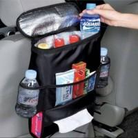 Harga rak tempat makanan dan minuman di mobil car seat organizer gen | antitipu.com