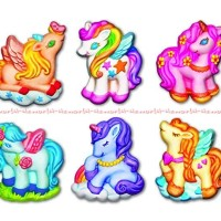 Jual 4m Mould Paint Unicorn Mainan Menghias Mewarnai Kuda Poni Keramik Jakarta Barat Dz World Tokopedia