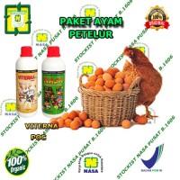 Paket Ayam Petelur Organik Nasa