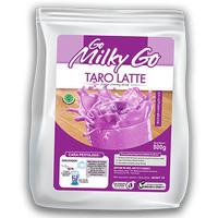 Go MIlky Go Taro Latte - Bag 800gr FS