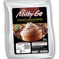 Go Milky Go Choco Mocachino - Bag 800gr FS
