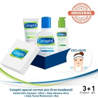 Cetaphil special normal skin [Free Headband]