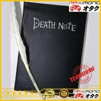 Buku Deathnote Original Jepang + Bonus CD + Pulpen + Poster
