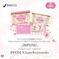 Pure Soap Jellys Whitening Original Thailand BPOM - Jellys Pure Soap