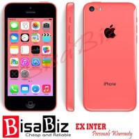 iPhone 5C (16Gb) 2nd ORIGINAL GARANSI 1BULAN Bukan Refurbished