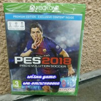XBOX ONE PES 2018 / PRO EVOLUTION SOCCER 2018