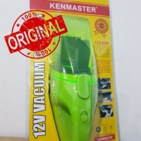 Vacum Cleaner Kenmaster / Mobil / 60 Watt / Vacuum / Penyedot Debu