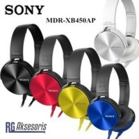 Headphone SONY MDR-XB450AP EXTRA BASS KABEL