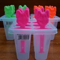 cetakan es lilin/ice cream/stick/ pudding