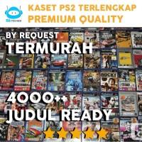 Kaset / CD / DVD PS2 / Playstation 2 4000 Judul Lengkap 100% Working