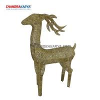 Figure Rusa Emas - 90CM Deer