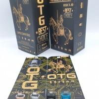 OTG Micro USB Metalic FLECO