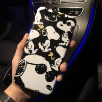 Samsung A9 C5 C7 C9 Pro Xiaomi Pocophone F1 SNOOPY1 CASE HP