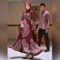busana muslim terbaru 2018 untuk lebaran HANEEN GAMIS by Fitria style