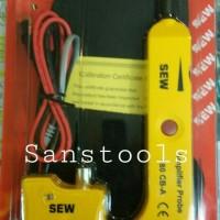 Harga limited alat pendeteksi kabel tone checker sew 180 cb | Pembandingharga.com