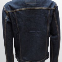 Jaket Jeans Wanita Warna Hitam Garment Lexist Harga MURAH - 58038