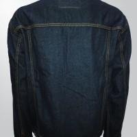 Jaket Jeans Wanita Warna Biru Blue Black Lexist Harga MURAH - 58055