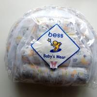 Kasur Bayi Bess / Kasur Kelambu Lipat / New Born / Motif Binatang