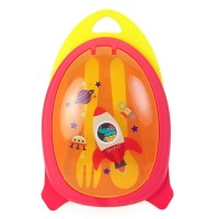 Baby Beyond Easy Go Space Mealbox - Yellow