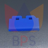 DX5 Wiper Eco Solvent for Mimaki / Roland / Mutoh Blue Color