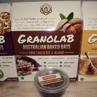 Granolab Australian Baked Oats 210gr