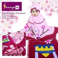 Sanaya Kids Mukena ibu dan Anak Hello Kitty Sakura