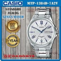 JAM TANGAN PRIA CASIO MTP-1384D-7A2 ORIGINAL MURAH