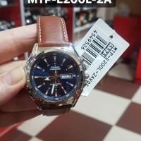 JAM TANGAN PRIA CASIO MTP-E200L-2A ORIGINAL