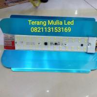 Lampu Led Sorot 50 wat / lampu floodlight led 50wat / lampu Iodine 50w