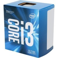 Intel Core i3-7100 3.9Ghz - Cache 3MB [Box] Socket LGA 1151
