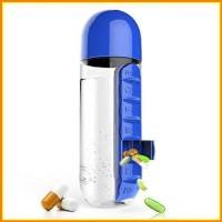 Harga 2 In 1 Botol Minum Obat Travelbon.com