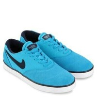 Sepatu Casual Nike Eric Koston 2 LR Blue Biru Original Asli Murah