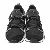 7492cc1a118 PUMA Tsugi Blaze Shoes Sepatu Olahraga Unisex - Black White
