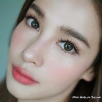 ORIGINAL Softlens Mini Nobluk Brown (Coklat)