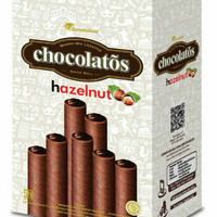 Chocolatos Choco Hazelnut - 16g - 1showbox (WCH8)