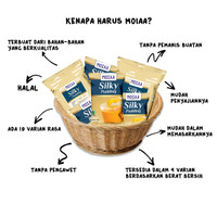 moiaa silky puding 1kg
