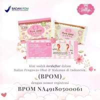 Jual Pure Soap Jelly Whitening 100% Original BPOM - Jellys Pure Soap BPOM Murah