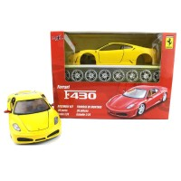 Ferrari F430 Maisto 7L. Belajar Merakit mobil impian