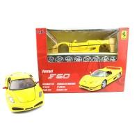 Ferrari F50 7L. Belajar Merakit Mobil Idaman