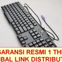 Logitech Keyboard K100 PS/2 Resmi