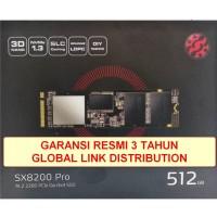 SSD Adata SX8200 Pro M2. NVMe 512Gb