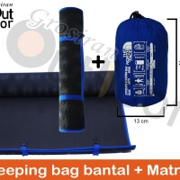 Sleeping bag bantal + matras / sb bantal + matras / UL
