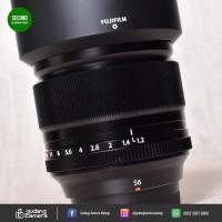 [SECONDHAND] Fujifilm XF 56mm f1.2 R - 2073 - Gudang Kamera Malang
